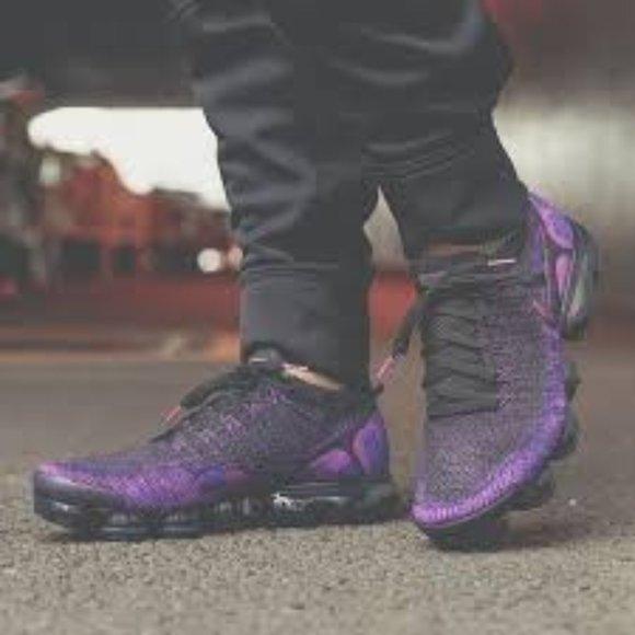 midnight purple nike vapormax